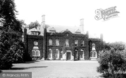 Wilmslow, Pownall Hall 1897