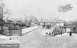 Wilmslow, Station c.1900
