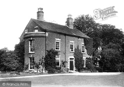 Wilmslow, The Rectory 1897