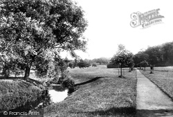 Wilmslow, The View From Lime Walk 1897