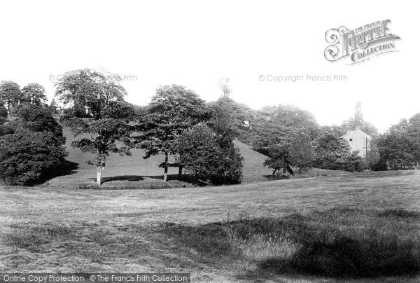 Photo of Wilmslow, View From Lime Walk 1897