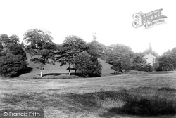 Wilmslow, View From Lime Walk 1897