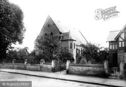 Wesleyan Chapel 1897, Wilmslow