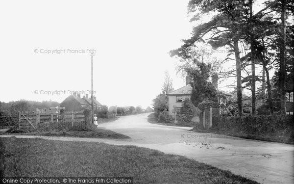 Photo of Wilsley Pound, Village 1903
