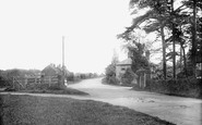 Wilsley Pound, Village 1903
