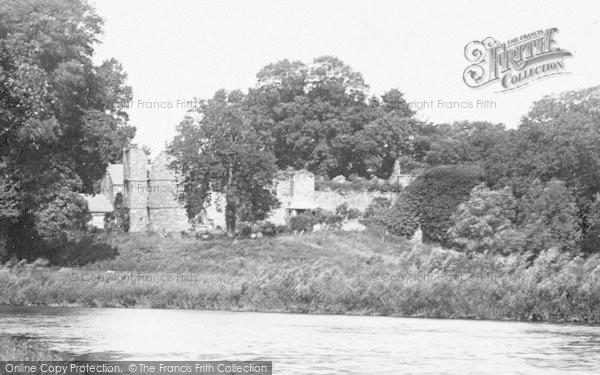 Photo of Wilton, Castle 1891