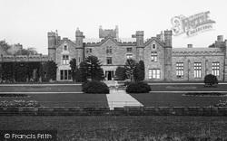 Wilton, Castle 1891