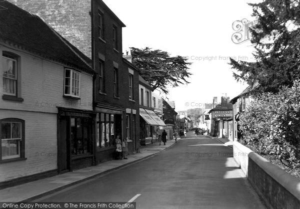 Photo of Wilton, North Street c.1950