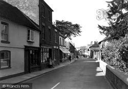 Wilton, North Street c.1950