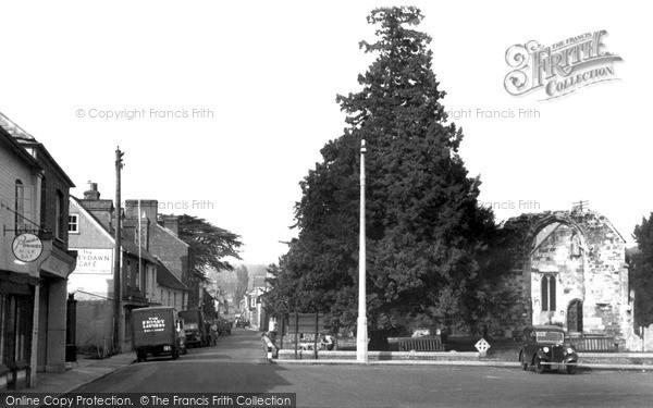 Photo of Wilton, North Street c.1955