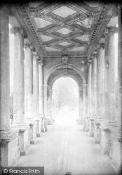 Wilton, Park, Palladian Bridge 1919