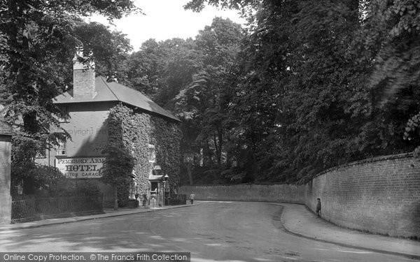 Photo of Wilton, Pembroke Arms 1919