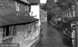 River Wylye c.1955, Wilton