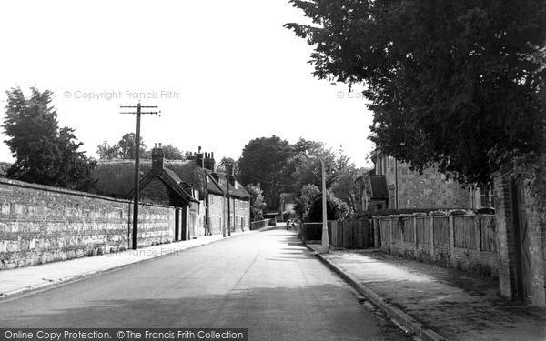 Photo of Wilton, South Street c.1955