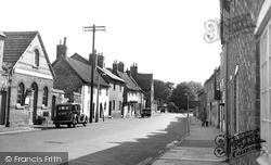 South Street c.1955, Wilton