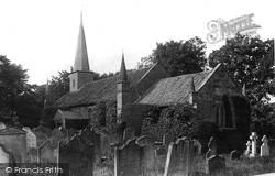 Wilton, St Cuthbert's Church 1891