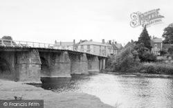 The Bridge c.1955, Wilton