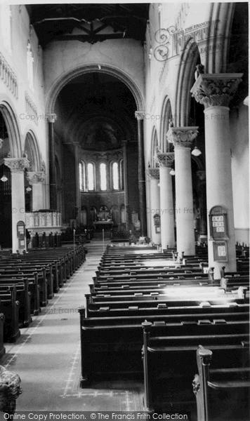 Photo of Wilton, The Church c.1955