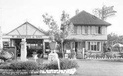 The Garage c.1955, Wilton