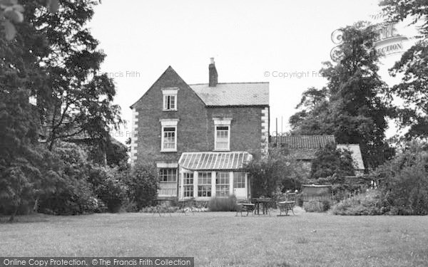 Photo of Wilton, The Marian Sykes Guest House c.1955