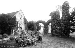 Wilton, The Old Church 1887
