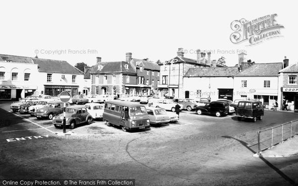 Photo of Wilton, The Square c.1965