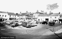 Wilton, The Square c.1965