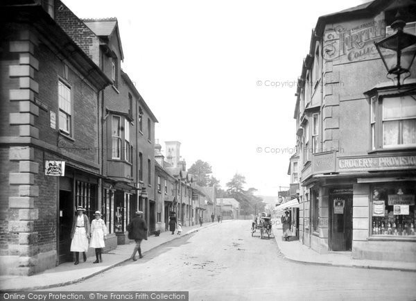 Photo of Wilton, West Street 1919