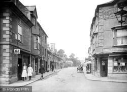 Wilton, West Street 1919
