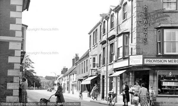 Photo of Wilton, West Street c.1950
