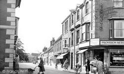 Wilton, West Street c.1950
