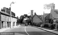 Wilton, West Street c.1955