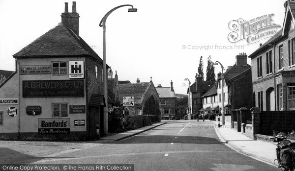 Photo of Wilton, West Street c1955