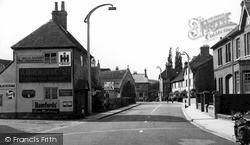 West Street c.1955, Wilton