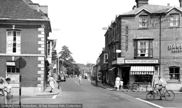 Photo of Wilton, West Street c.1955