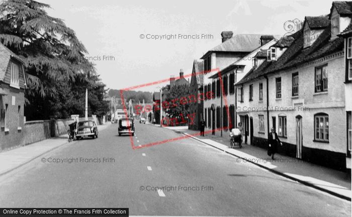 Photo of Wilton, West Street c.1955