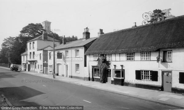 Photo of Wilton, West Street c.1965