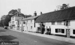 Wilton, West Street c.1965