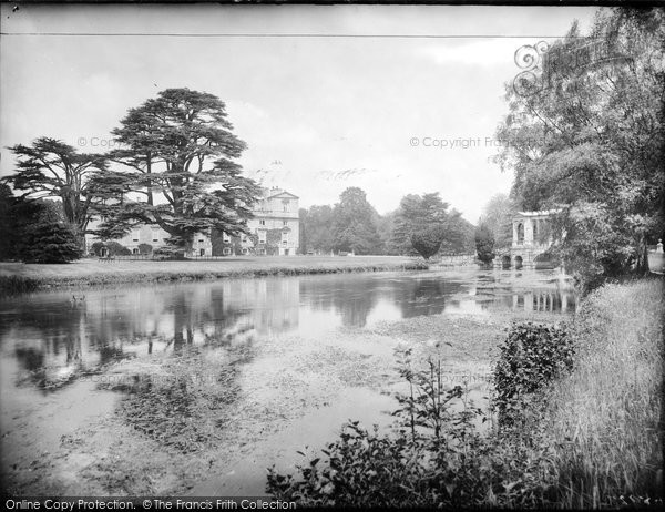 Photo of Wilton, Wilton House 1919
