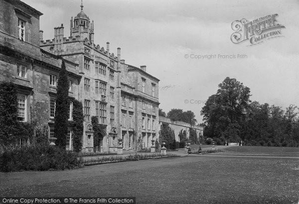 Photo of Wilton, Wilton House 1919