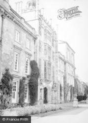 Wilton, Wilton House c.1950