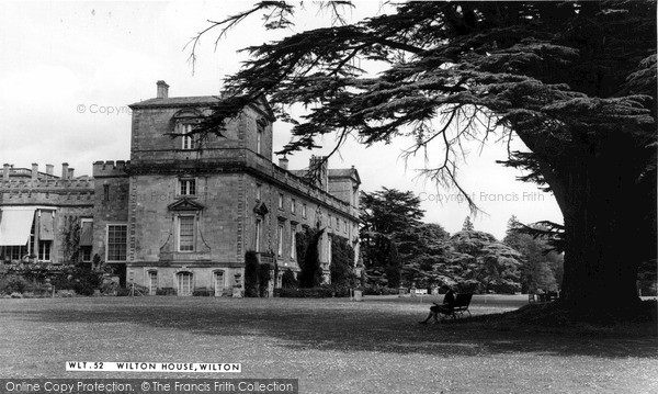 Photo of Wilton, Wilton House c.1965