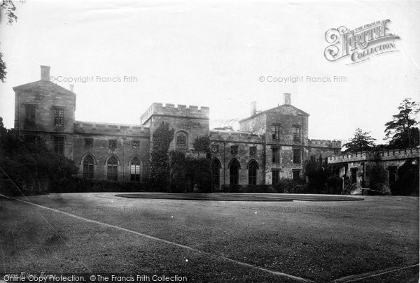 Photo of Wilton, Wilton House, Front 1887