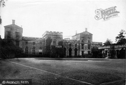 Wilton, Wilton House, Front 1887