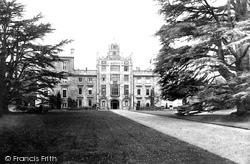 Wilton, Wilton House, Garden Front 1887