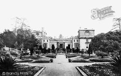 Wilton, Wilton House, Italian Gardens 1887