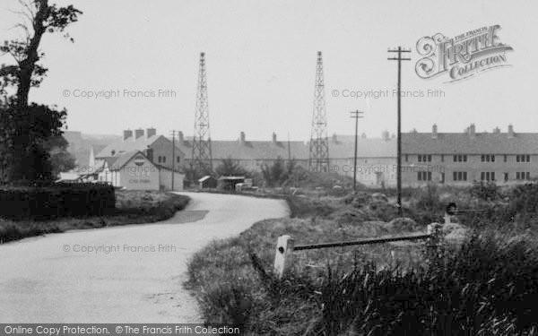 Photo of Wimbish, Elder Street c.1950