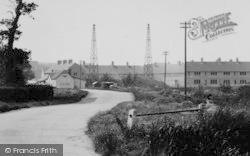 Elder Street c.1950, Wimbish