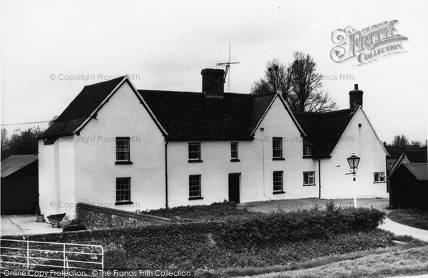 Photo of Wimbish, Lower Green c.1960