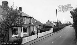 Post Office Stores c.1960, Wimbish